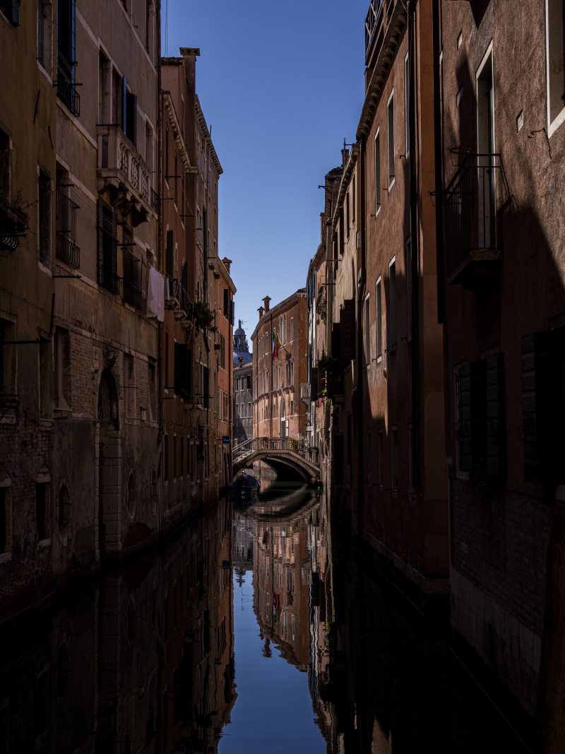 <p>Venice, Italy during lockdown 2020.</p>