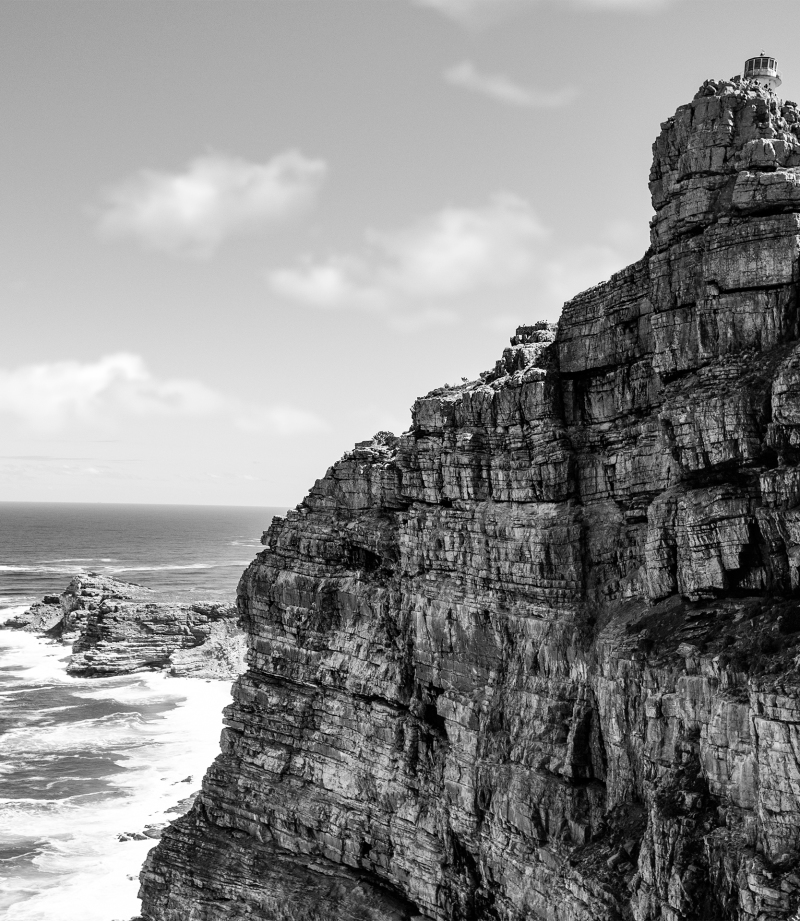 <p>Cape of Good Hope, South Africa.</p>