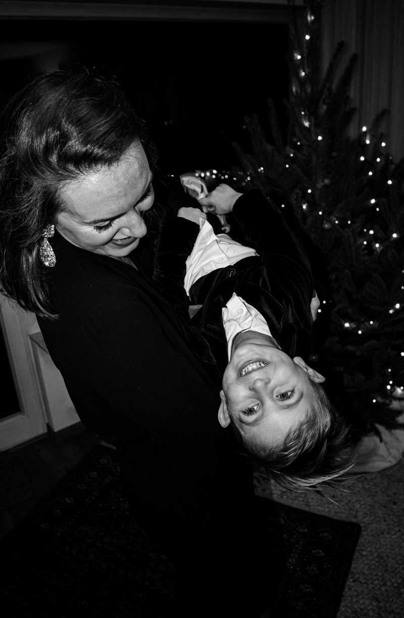 <p>Fooling around with my lovely wife and our little one, Xmas 2019, Freiburg, Germany.</p>