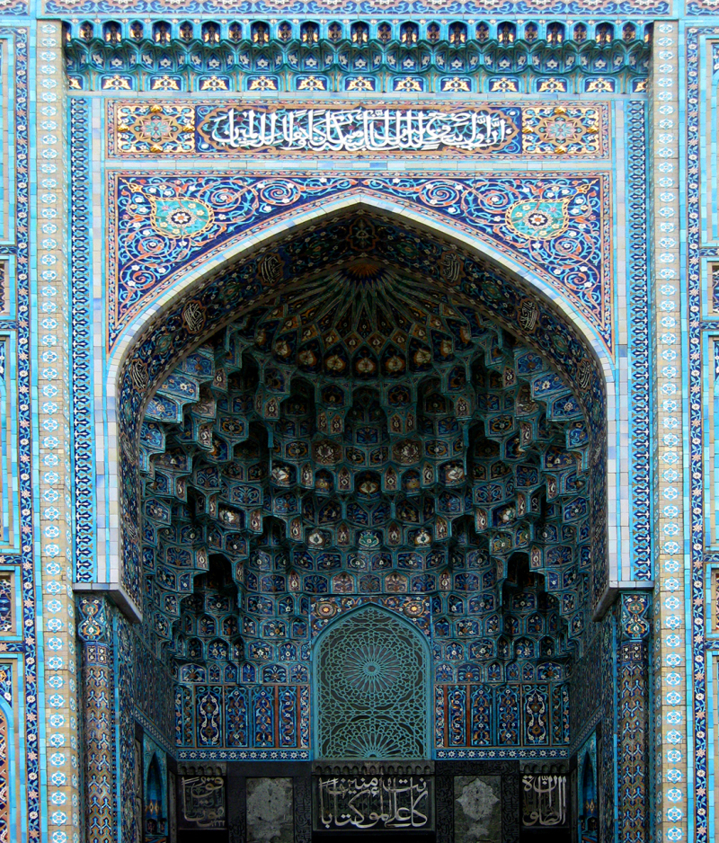 <p>The Saint Petersburg Mosque is the largest in Europe outside Turkey. St. Peterburg, Russia.</p>