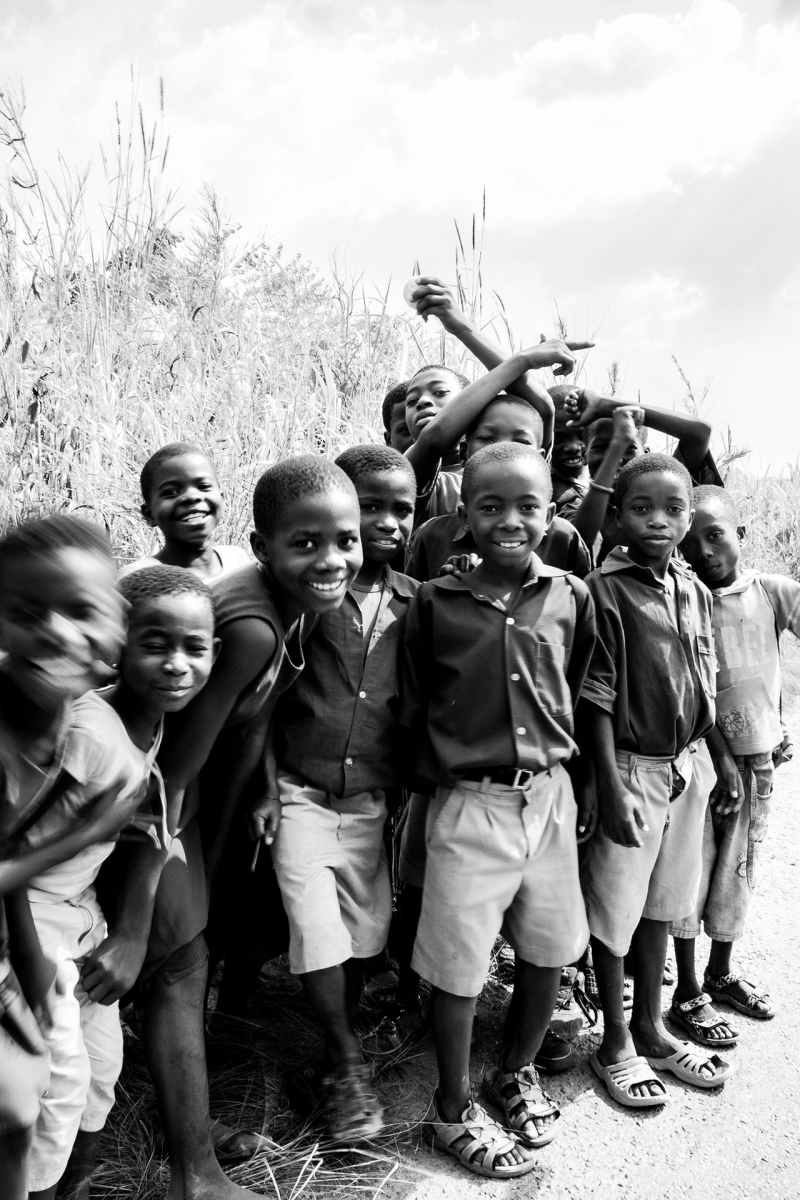 <p>Kids are always posing when seeing a camera. So great.<br />Accra, Ghana. </p>