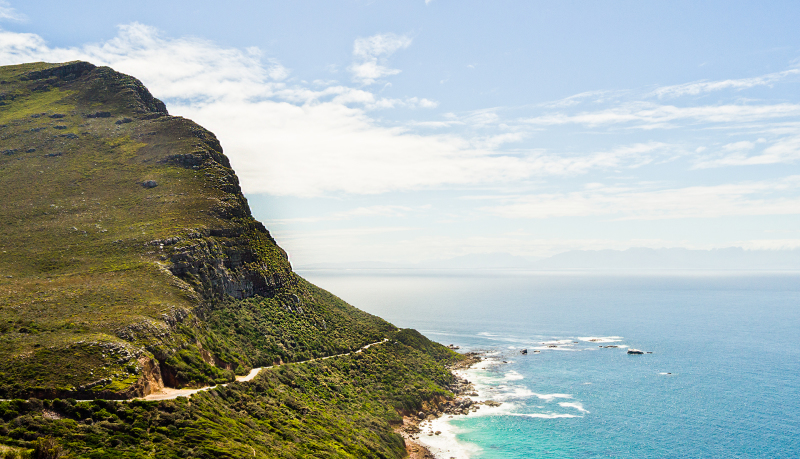 <p>Simon's Town, South Africa.</p>