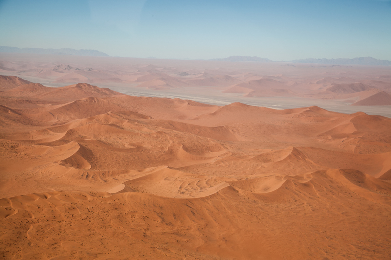<p>The Namib desert, Namibia.</p>