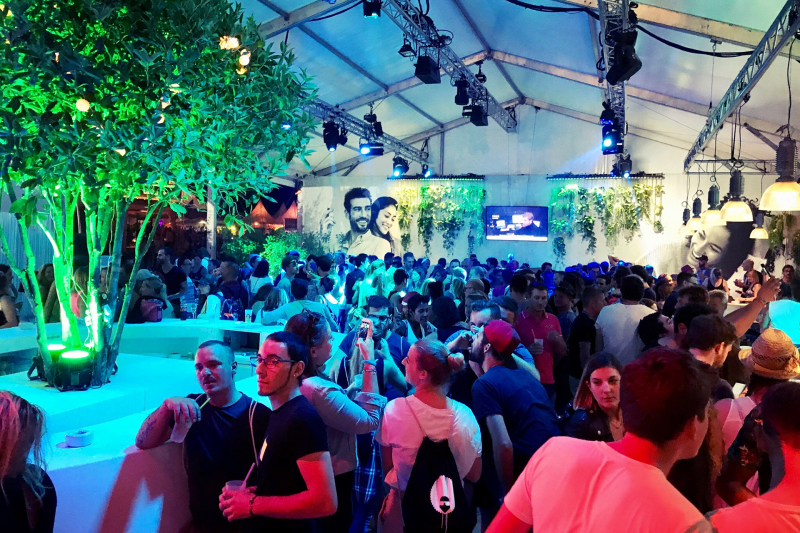 <p>In the last few years we at Avantgarde have been able to plan and implement great brand platforms to successfully generate fans for our customers. <br />Internationally, but also in Switzerland, such as here at the Paléo Festival, Nyon, Switzerland.</p>